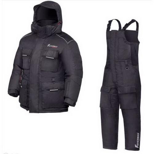 Костюм NovaTour Буран Норд (Черный XL/56-58) (68571)Костюмы/комбинзоны<br>Костюм предназначен для самых суровых условий, подойдёт как для зимней рыбалки, так и для катания на снегоходах.<br>