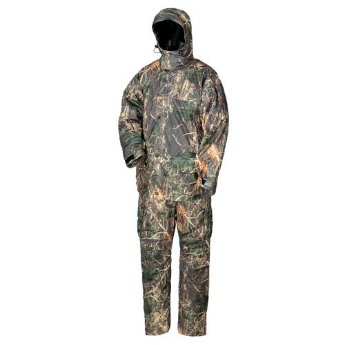 Костюм зимний Norfin EXPERT CAMO 06 King р.XXXL (44015)Костюмы/комбинезоны<br>Костюм из бесшумной ткани подойдёт и рыболовам, и охотникам, а также всем, кто предпочитает активный отдых в холодные месяцы.<br>