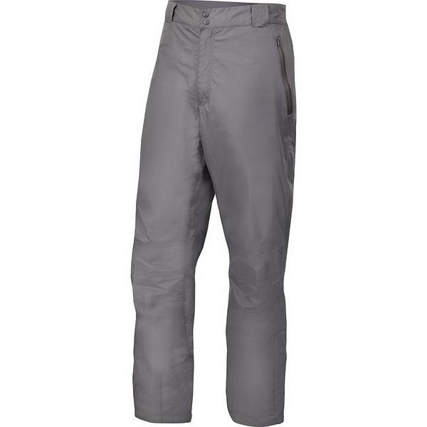 Брюки NovaTour мужские Шторм  XXL, Серый (63288)Брюки/шорты<br>Непромокаемые брюки из мембранной ткани с анатомическим кроем колена.<br>