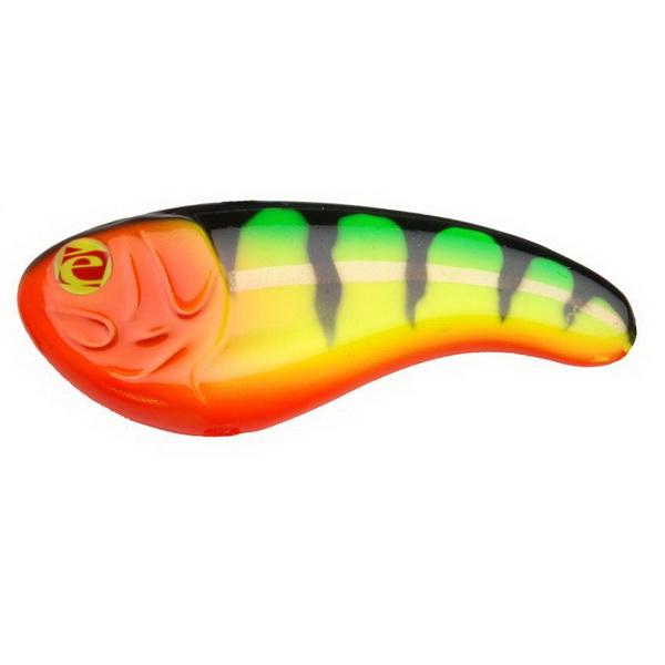 Приманка Sebile Flatt Shad Sinking 66mm цвет FTG (74663)Воблеры<br>Плавающая приманка с закругленной формой тела. Обладает уникальной плавательной способностью даже при таких неблагоприятных условиях, как зыбь или сильное течение.<br>