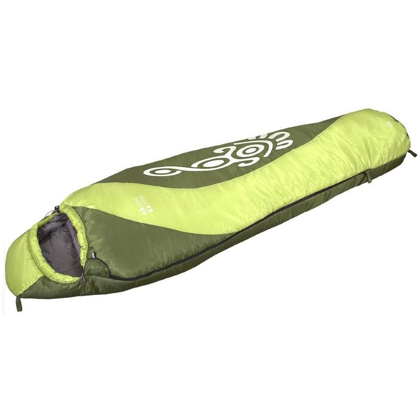 Спальный мешок NovaTour Алтай Зеленый/салатовый