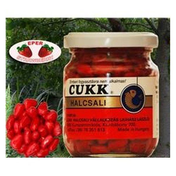 Прикормка Dunaev Кукуруза красная Клубника 400млПрикормки<br>Нет ничего удобнее и быстрее, чем приобрести готовый состав, в котором есть все необходимые вещества, нравящийся рыбе.<br>