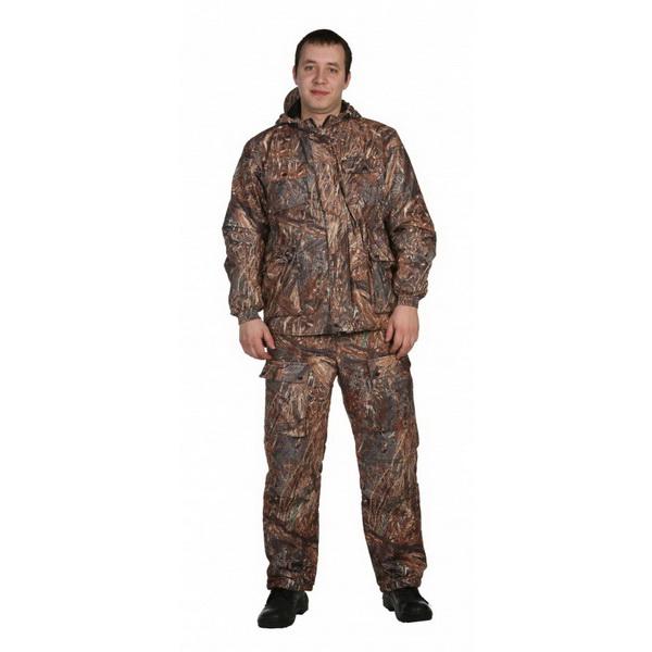 Костюм Патрон ШтормКостюмы/комбинезоны<br>Прочный ветронепроницаемый костюм для активного отдыха. Разработан на основе армейской полевой куртки.<br>