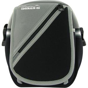 Чехол Adrenalin TrackBag XL2 12 (черный)Чехлы<br>Чехол для цифровой техники Adrenalin Track Bag позволяет вмещать: портативные GPS навигаторы, радиостанции, ipod, мобильные телефоны, фотоаппараты и различные портативные медиаустройства.<br>