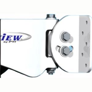 Кронштейн поворотный Seaview SM-AD-FBСпутниковые антенны и крепежи<br>Поворотный адаптер для крепления платформ радарных антенн<br>