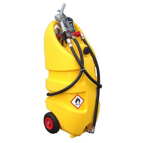 Мини АЗС Emilcaddy на 110 л. для ДТ эл. насос 12 ВДругое<br>Мини АЗС для дизельного топлива с электрическим насосом. Предназначена для дозаправки небольшой и средней техники топливом в атомическом режиме.<br>