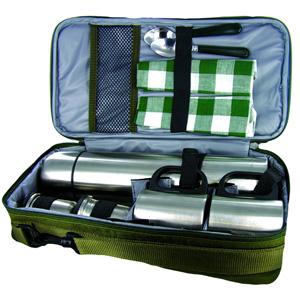 Походный чайный набор Adrenalin T-01Наборы для пикника<br>Походный чайный набор Adrenalin T-01 содержит все самое необходимое для чаепития на природе.<br>