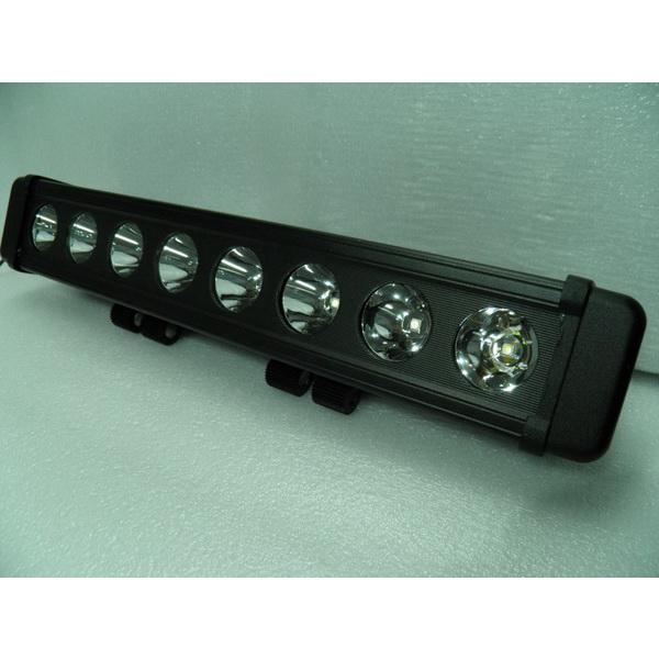 Балка DA С/Д 3300-80W spot beamСветовые приборы<br>Светодиодная фара прямоугольной формы. Имеет 8 источников света, каждый из которых работает при мощности 10W.<br>