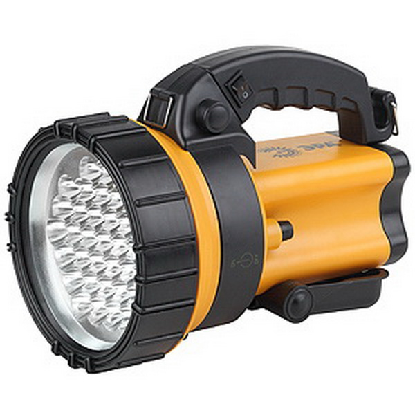 Фонарь Эра FA37M Акку 6V4.5Ah, 36xLED, ЗУ 220V+12V, картФонари ручные<br>Аккумуляторный прожектор на световых диодах. Световой поток осуществляется 36 белыми светодиодами.<br>