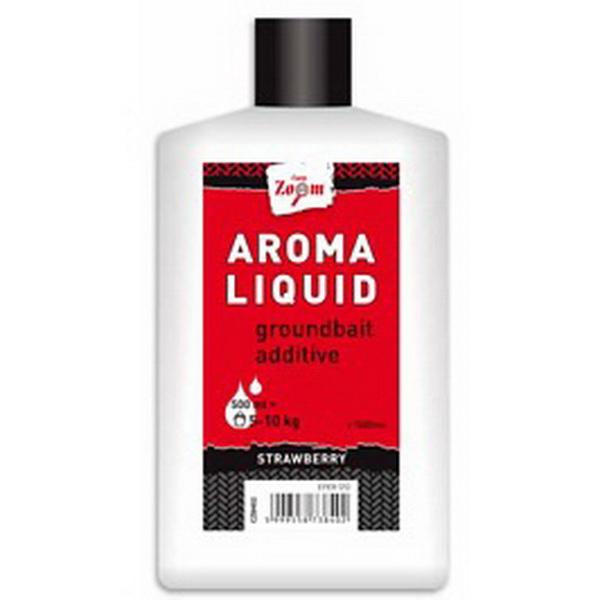 Концентрат Carp Zoom Aroma Liquid ароматизатор для прикормки и бойлов 500мл ( ваниль )Ароматизаторы / Добавки<br>Высококонцентрированная жидкости, применяемая для повышения эффективности всевозможных прикормок. Имеет натуральную основу.<br>
