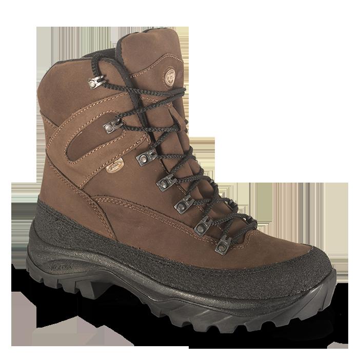 Ботинки ХСН Алтай (41) 558 (95920)Ботинки<br>Комфортная температура эксплуатации:    от +10°С до -20°С<br>Основной материал:    Гидрофобный нубук + кожа Matrix с ПУ покрытием<br>Подклад обуви:    Vellutino + Thinsulate 3M<br>Вкладная стелька:    Vellutino + Thinsulate 3M + кожкартон<br>Основная стелька:    ...<br>