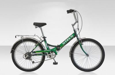 Велосипед Stels Pilot-750 24.15Велосипеды Stels<br>Складной велосипед Stels Pilot 750 2015 года с задним багажником – удобный и очень экономичный вариант. Модель отличается стильным оформлением и простотой в использовании, благодаря которой с ней без труда справится даже новичок, который только начал осва...<br>