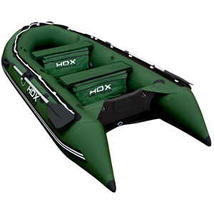 Надувная лодка HDX Oxygen 330 (цвет зеленый)Лодки ПВХ под мотор<br>Представляем Вам серию надувных лодок HDX Oxygen, которая включает большой выбор размеров от 2.4 до 4.7 метров, богатую комплектацию и выбор из 5 возможных цветов, включая раскраску под «камуфляж». Лодки производятся с применением передовых японских и евр...<br>