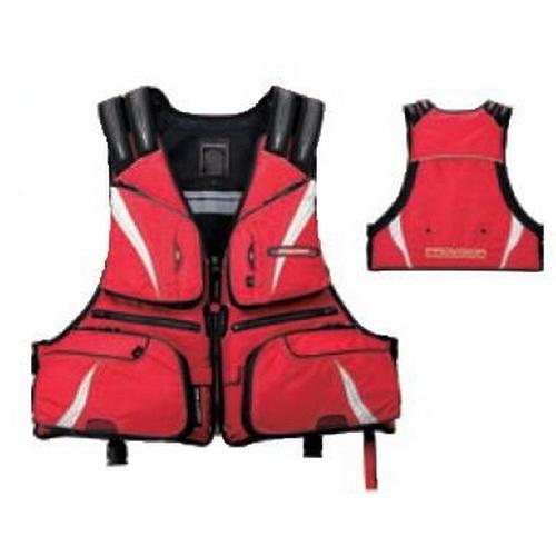 Жилет Daiwa Плавающий Provisor PF - 3313 RedСпасательные жилеты <br>Спасательный жилет с отстегивающейся подкладкой, и карманами для мелочей.<br>