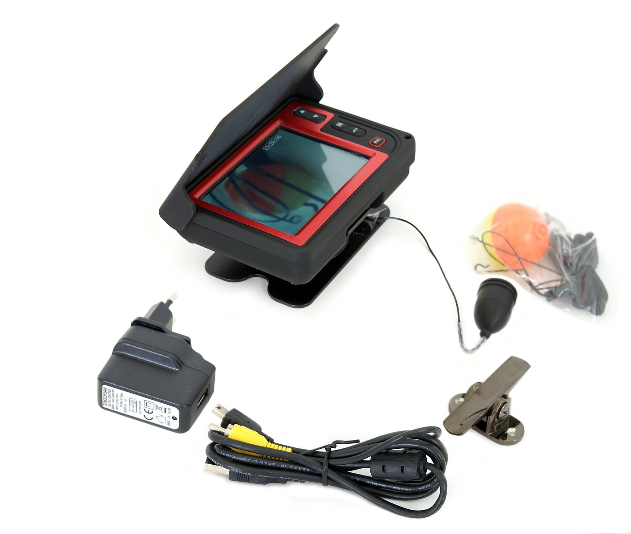 видеокамера для рыбалки rivotek lq-3505t купить