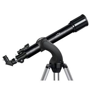Телескоп JJ-Astro Astroman AutoTrack 70x700Телескопы<br>Классический телескоп, 70-мм рефрактор имеющий электропривод по двум осям, с просветленным объективом подарит незабываемое наблюдение чудес неба.<br>