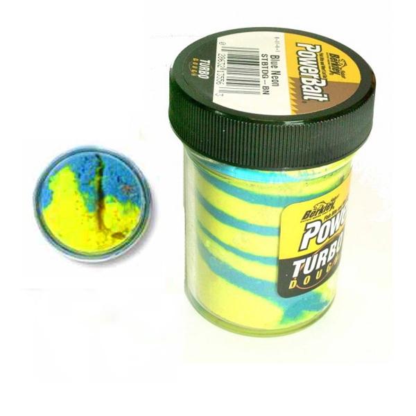 Форелевая пастаBerkley Select Glitter Turbo Dough Blue Neon 1070995 (73804)Насадки<br>Мягкая паста для ловли форели заслуживает особый интерес, входящий в состав блеск привлекает внимание рыбы, прекрасно играет на солнечном свете.<br>