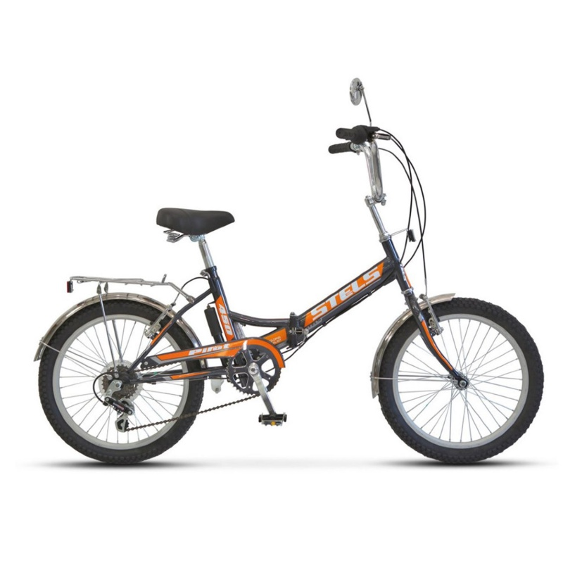 Велосипед Stels Pilot-450 20.15Велосипеды Stels<br>Складной велосипед Stels Pilot 450 – это практичный складной велосипед, который отличается своей простотой управления, компактностью и универсальностью. Поместить такой велосипед на балконе, в шкафу или перевести в багажнике автомобиля не составит труда. ...<br>