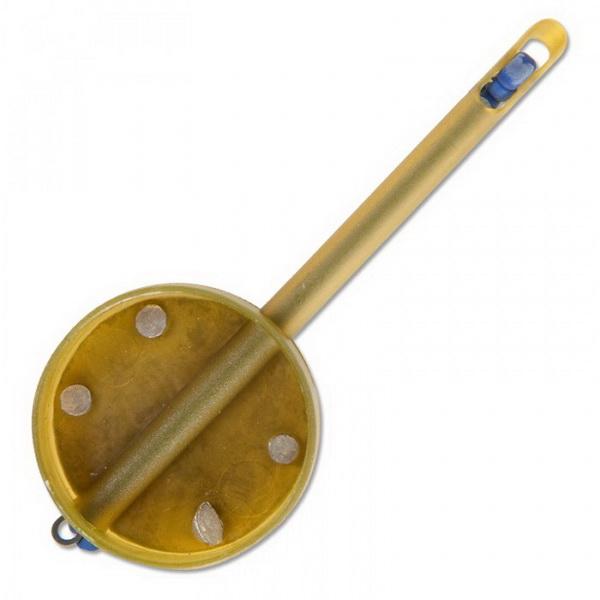 Кормушка Preston Innovation Banjo Feeder Elasticated - Large 15g Кормушка фидерная БанджоФидерная и карповая оснастка<br>Кормушка с отличными аэродинамическими свойствами. Имеет строение круглой формы с длинной ножкой.<br>