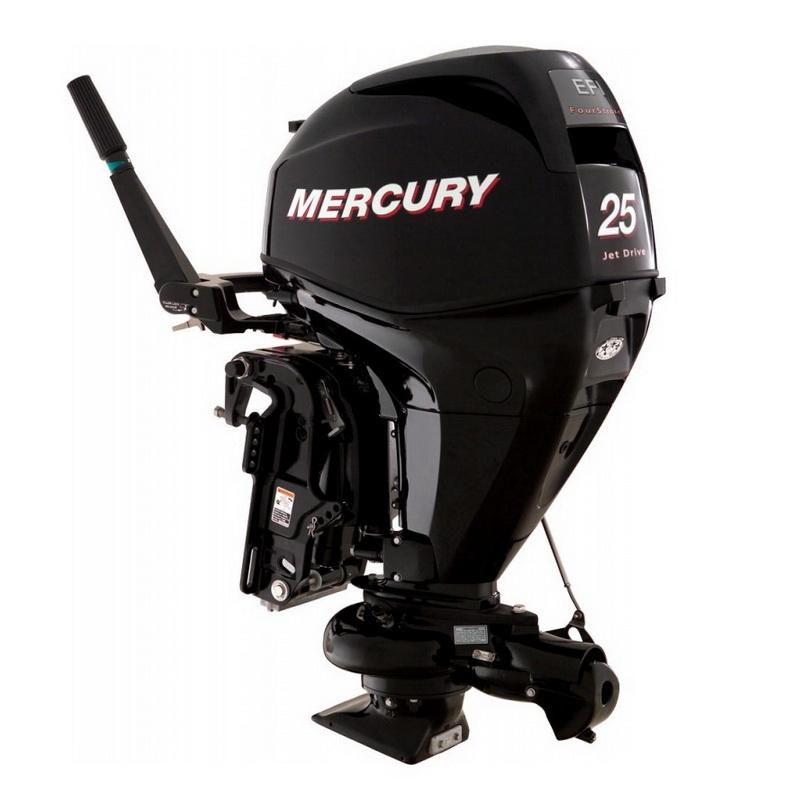 Мотор Mercury ME Jet 25MLH GA EFI