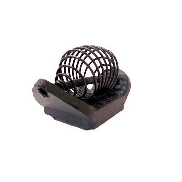 Кормушка Salmo каркасная всплывающая окрашенная 110г  (71701)Фидерная и карповая оснастка<br>Кормушка изготовлена из качественной пружинной стали. Отлично держит форму после любой деформации.<br>