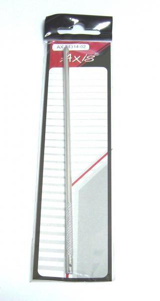Экстрактор axis металлический, двухсторонний, 17 см.Инструменты<br>Экстрактор, который есть в арсенале снастей у каждого опытного и уважающего себя рыбака, представляет из себя очень полезное приспособление.<br>