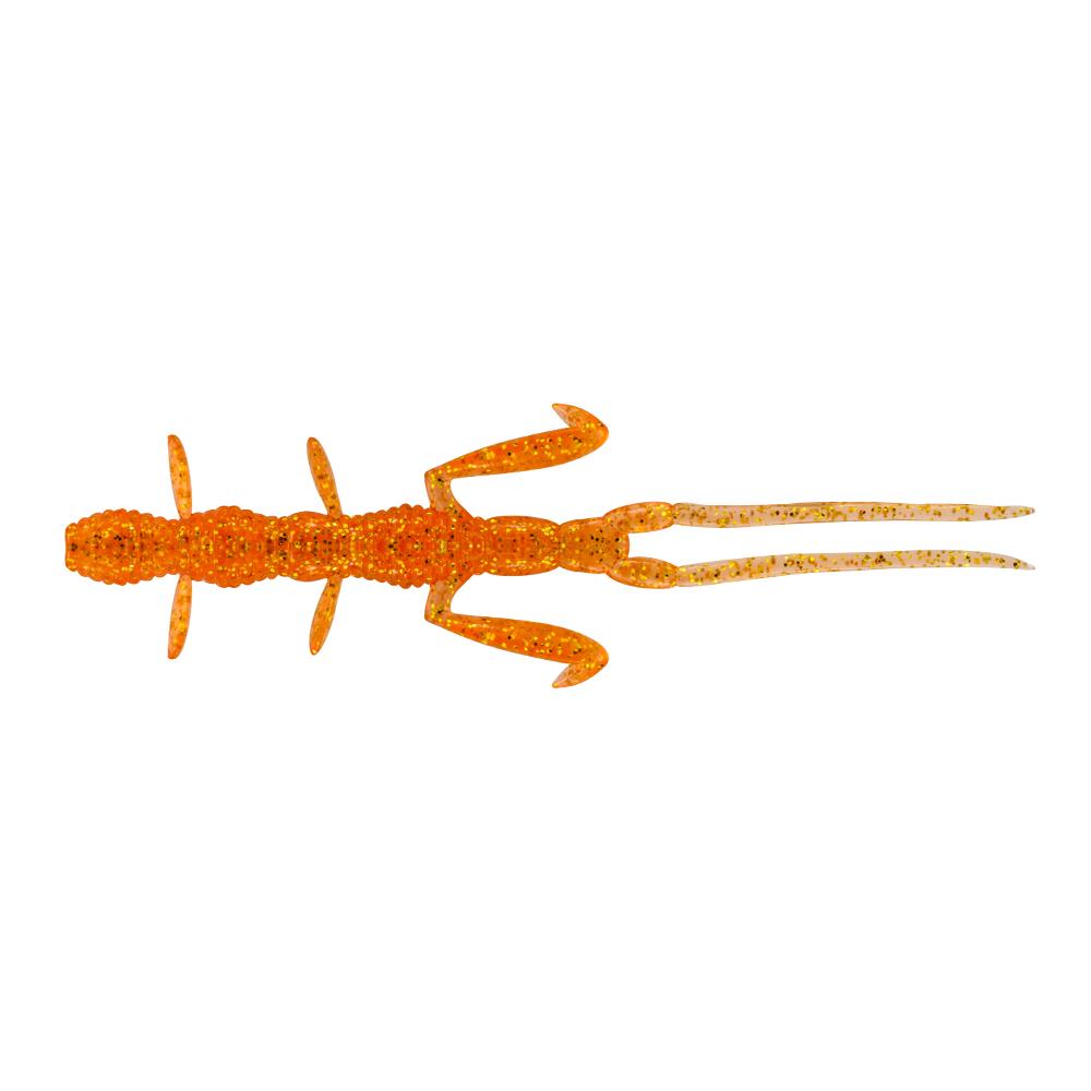 Приманка Tsuribito-Jackson  WAREKALA 2.3 KNL (80935)Мягкие приманки<br>Cъедобная резина Tsuribito Jackson Warekala – маленькие, почти прозрачные, усатые козявочки, подобие личинок или каких-то насекомых. Эту приманку полюбит практически любая рыба. На испытаниях на нее бросалась даже уклейка. Приманка идеально подойдет для л...<br>