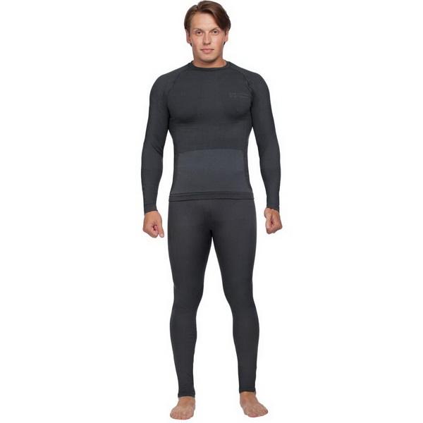 Штаны NovaTour Футура, цвет черный, размер М-L (43436)Комплекты термобелья<br>Футура - термобельё для туризма и интенсивных занятий спортом<br>