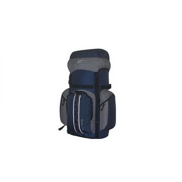 Рюкзак NovaTour Дельта 45 N (нави/серый)Рюкзаки<br>Представленный товар прекрасно подойдет любителям путешествовать налегке.<br>