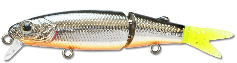 Воблер Kosadaka Cord-R XS 70F плав., 70мм, 4.15г., 0-0.3м, цв.SBL CordRS70F-SBL CordRS70F-SBL (117251)