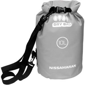 Герметичный мешок Nissamaran Dry BagГермомешки<br>Водонепроницаемая сумка NISSAMARAN Dry Bag из армированного ПВХ.Размер - 10 литров.<br>