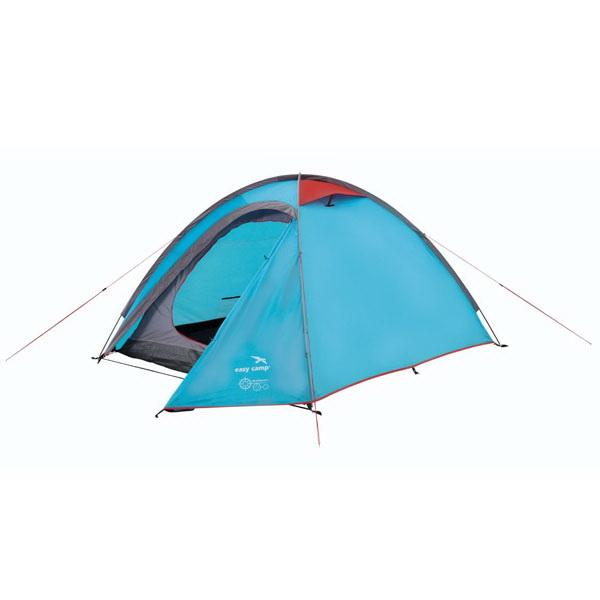 Палатка Easy Camp Meteor 300 3-х местнаяПалатки<br>Туристическая палатка, которая имеет спальню и прихожую. В прихожей можно хранить вещи, освобождая тем самым дополнительное место внутри палатки.<br>