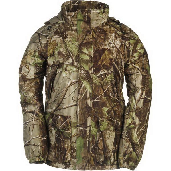 Куртка зимняя камуфляж Baleno Arendal 592B XL
