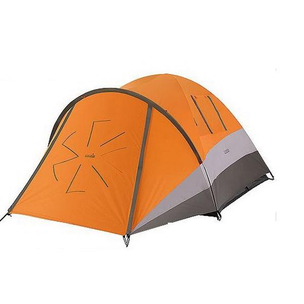 Палатка Norfin 3-х мест. Dellen 3 NSПалатки<br>Вместительная и компактная двухслойная палатка для трёх человек.<br>