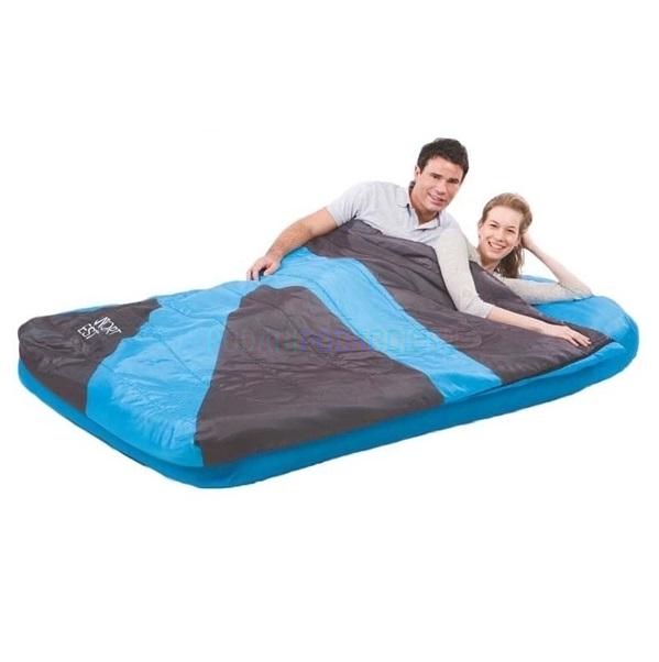 Надувная кровать Bestway Aslepa Air Bed Double 67436