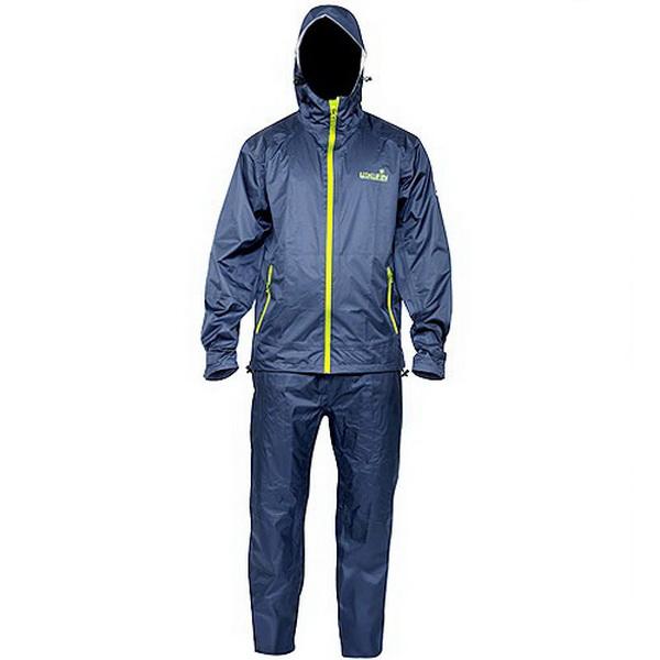 Костюм Norfin демисезон. Pro Light Blue 03 р.L (73783)Костюмы/комбинезоны<br>Демисезонный костюм, обладающий «дышащими» свойствами и водонепроницаемой молнией.<br>