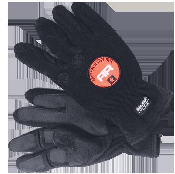 Перчатки Adrenalin Republic Gloves размер L (90179)Варежки/Перчатки<br>Удобные и прочные перчатки Adrenalin Republic Gloves надежно защитят от холода и сохранят ваши руки в тепле.<br>