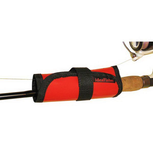 Чехол IdeaFisher Защитный ДжеркХаус 27Чехлы<br>Защитный чехол для блесен, воблеров, джерков и крючков. Позволяет обезопасить руки от рыболова от травмирования острыми частями крючков.<br>