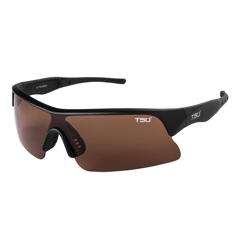 Очки поляризационные TSU коричневые линзы, в мягком мешочке, модель SA0655Очки<br>Очки поляризационные TSU специально разработаны для комфортной и безопасной рыбалки. Поставляются в комплекте с мягким мешочком и салфеткой из микрофибры, для бережного хранения и ухода за очками.<br>