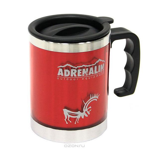 Термокружка Adrenalin.ru Origin 370Термокружки<br>Термокружка предназначена для длительного сохранения тепла и запаха вашего любимого напитка. Корпус изготовлен из нержавеющей стали.<br>
