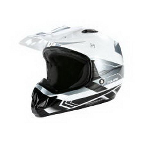 Шлем Polaris Helmet (XL) Demon 1.1 Silver 286124909 (55832)Шлемы и маски<br>Модель этого класса не оставит равнодушным ни одного мотоциклиста. Сочетание стильного дизайна и отличных технологических решений порадует покупателей.<br>