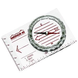 Планшетный жидкостный компас Adrenalin Hobo Map