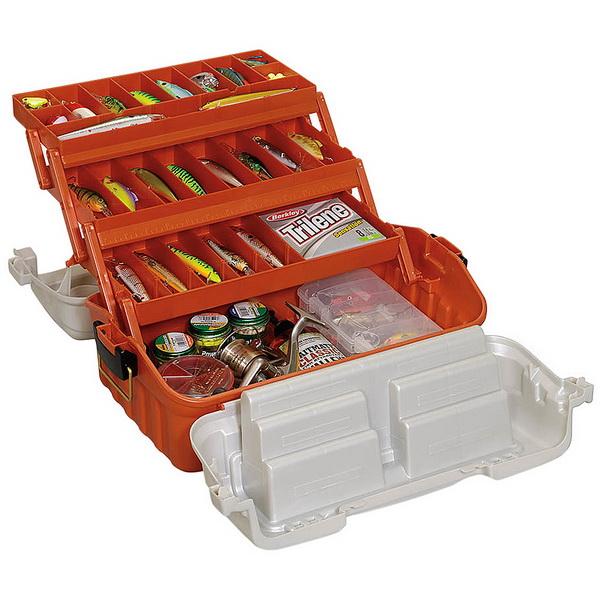 Ящик Plano 7603-00Ящики<br>Модель запатентованная по  технологии FlipSider. Компания - производитель гарантирует эффективность и надёжность предлагаемого товара.<br>