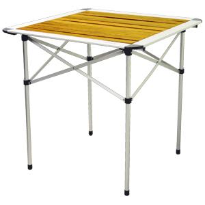 Раскладной стол с верхом из дерева Adrenalin Wood TopСтолы складные<br>Раскладной стол с верхом из дерева Wood Top имеет прочную конструкцию, легко собирается.<br>