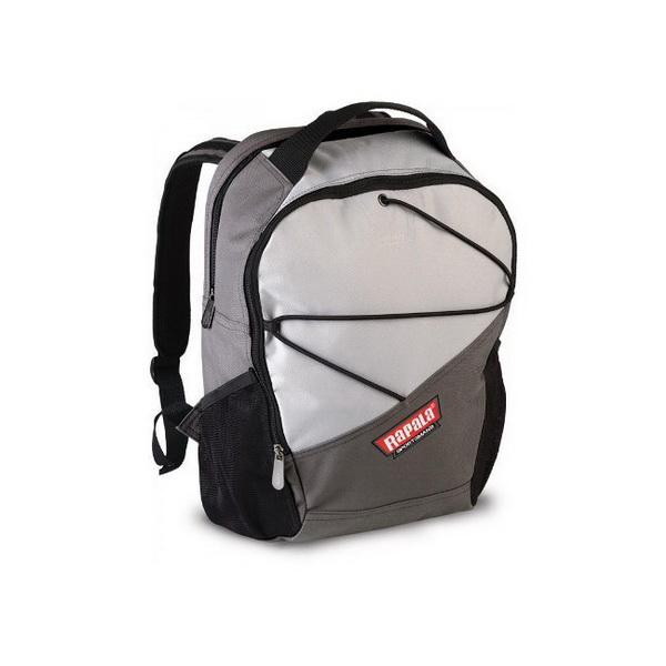 Рюкзак Rapala Sportsman 16 Daypack серый 46013-2Рюкзаки<br>Легкий рюкзак, отлично подходящий для походов. Имеет обтекаемую форму.<br>