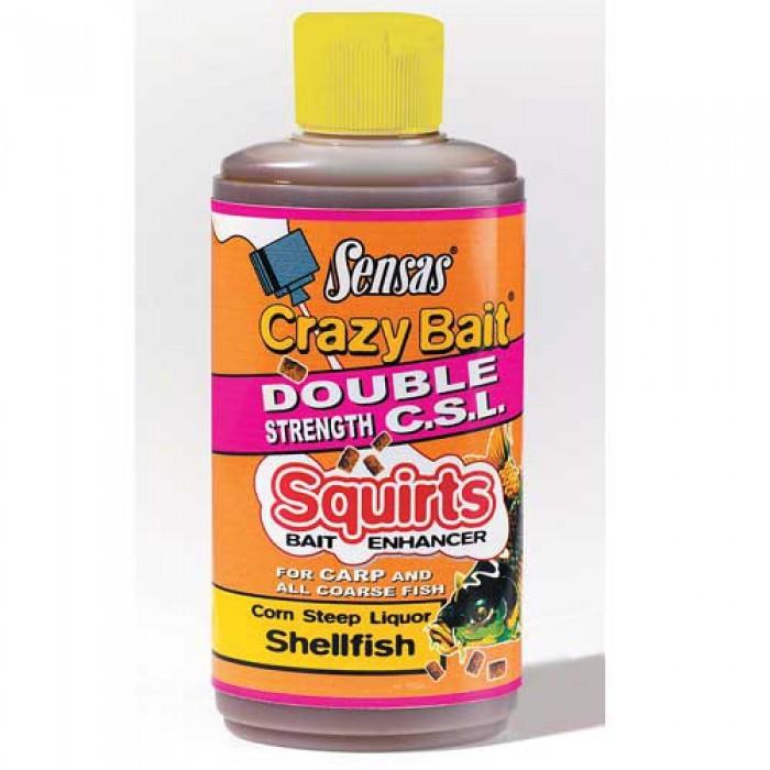 Ароматизатор Sensas Crazy Bait Squirts Double CSL Catmeat 0.25лАроматизаторы / Добавки<br>Концентрированный жидкий ароматизатор, позволяющий радикальным образом изменить аромат вашей прикормки и добиться блестящего результата в, казалось бы, безнадёжной ситуации.<br>