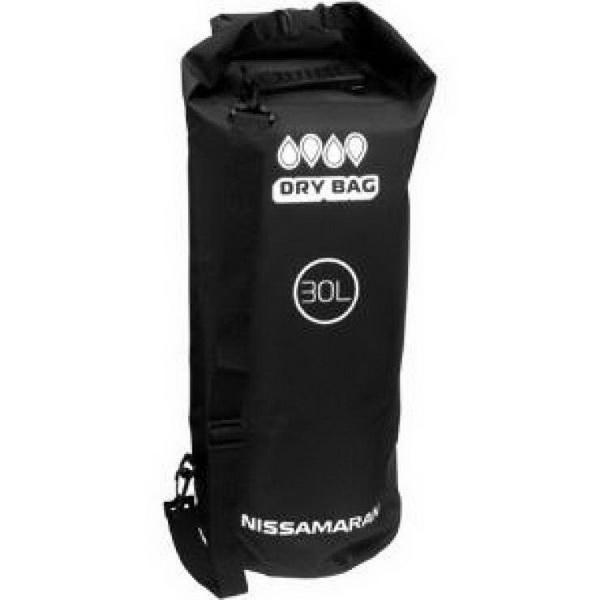 Герметичный мешок Nissamaran Dry Bag 40L (черный)Гермомешки<br>Водонепроницаемая сумка NISSAMARAN Dry Bag из армированного ПВХ.<br>
