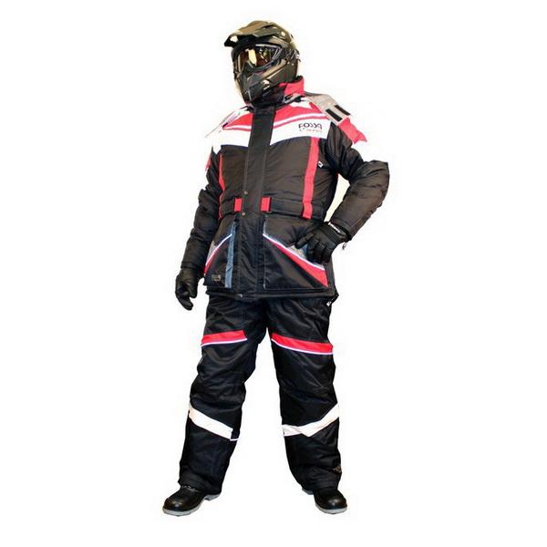 Костюм Fossa Смерч 52-54/176-182  ( XL ) Op0005Одежда<br>Экипировка для квадроциклов и снегоходов. Костюм состоит из куртки и полукомбинезона.<br>