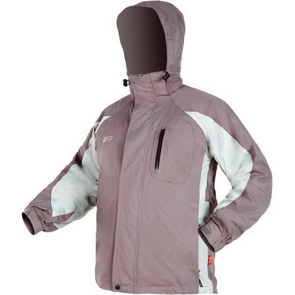 Куртка NovaTour 3 в 1 Эксель (Серый/светлосерый, L/52-54) (42215)
