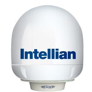 Подставка Seaview AMA-18  пластиковая для i4Спутниковые антенны и крепежи<br>Подставка под антенну спутникового телевидения Intellian i4<br>